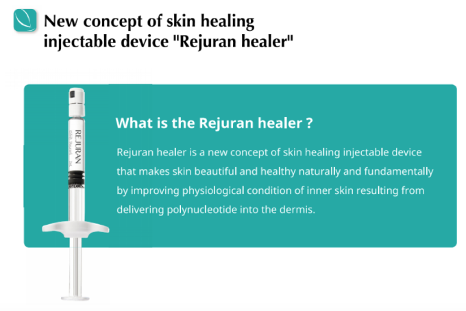 what is rejuran healer