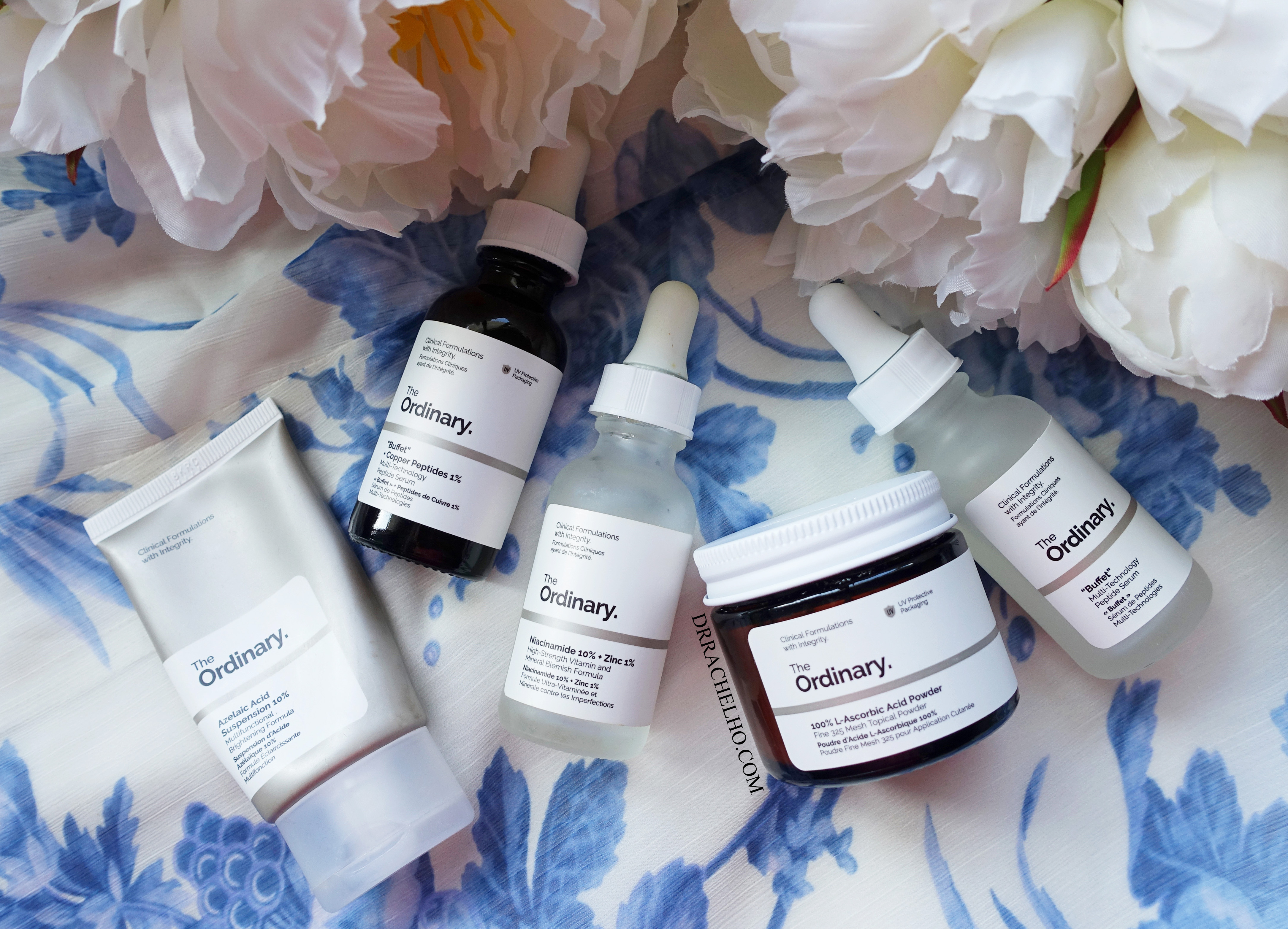 Dr Rachel Ho The Ordinary Skincare Review Ingredients Decoded