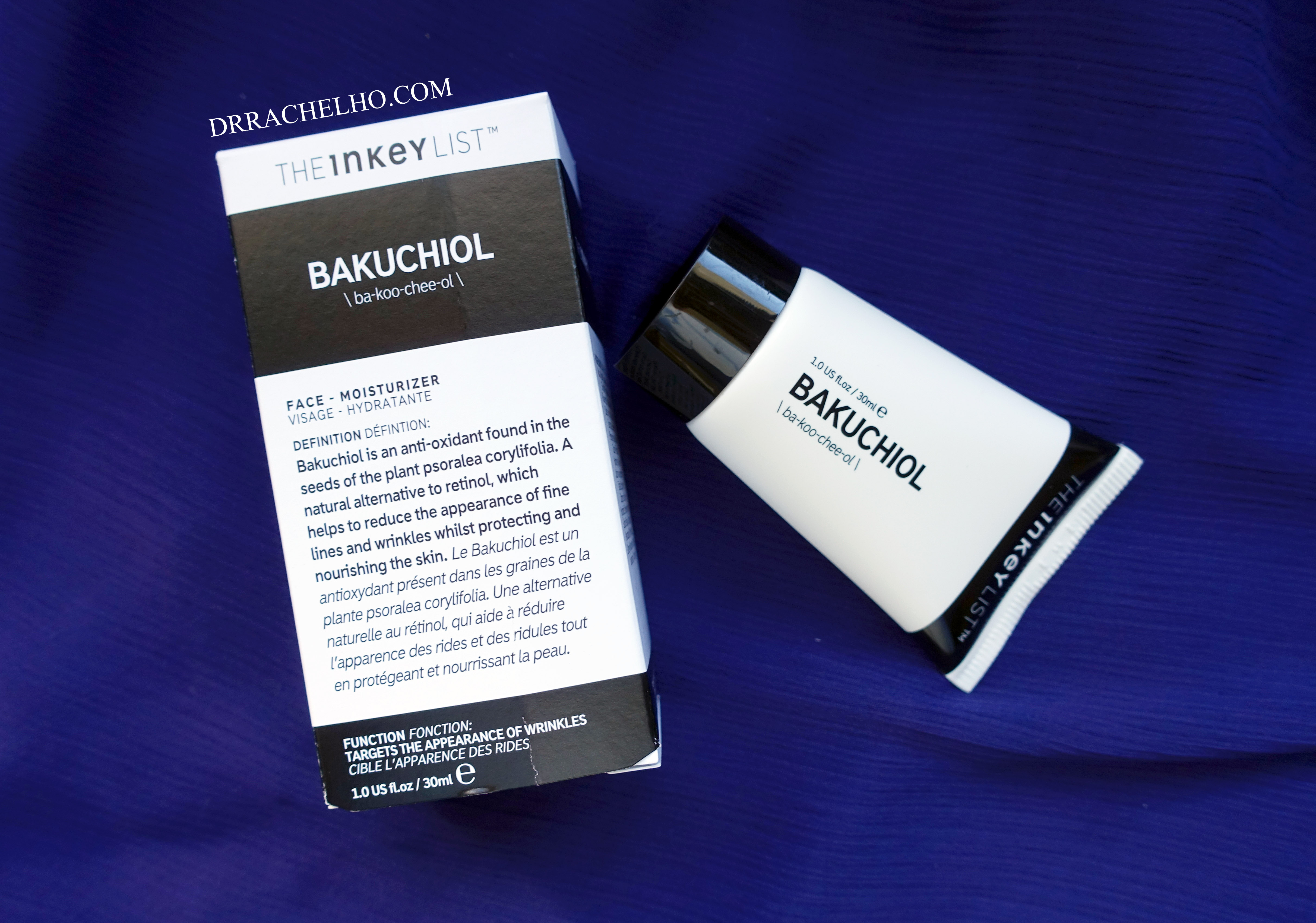 the inkey list bakuchiol serum review