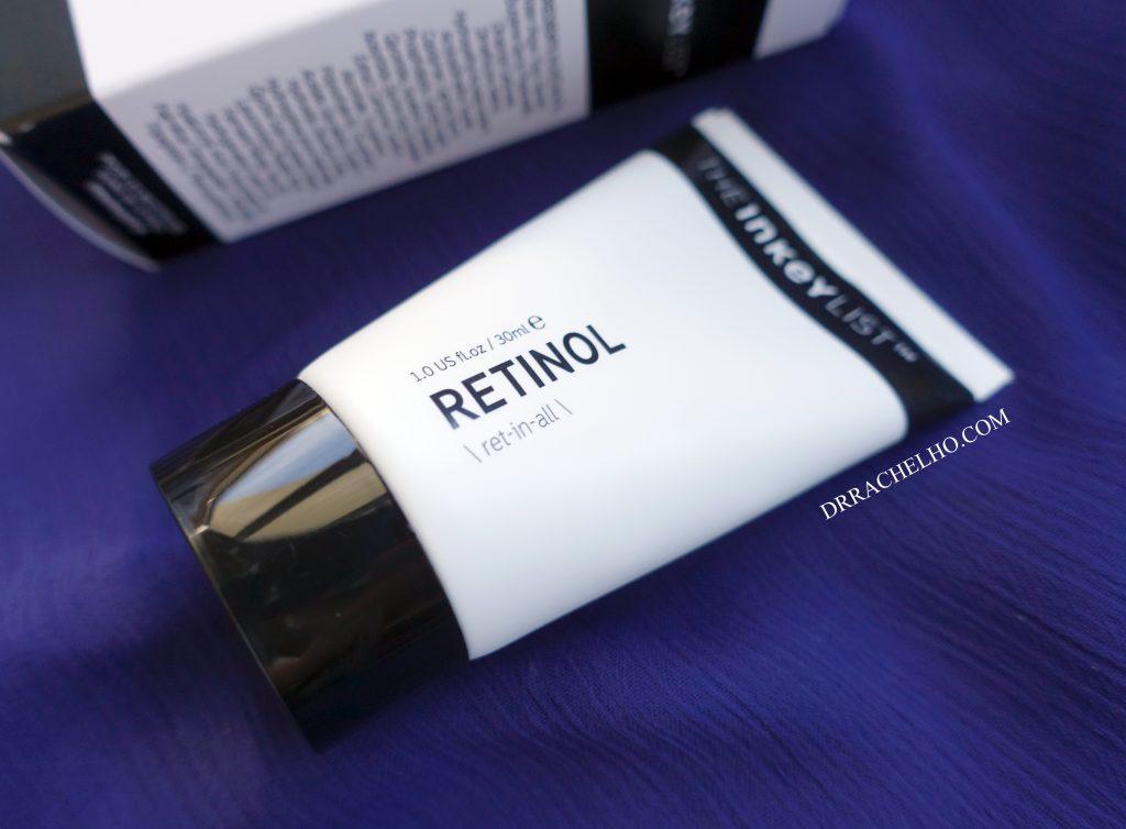 the inkey list retinol review
