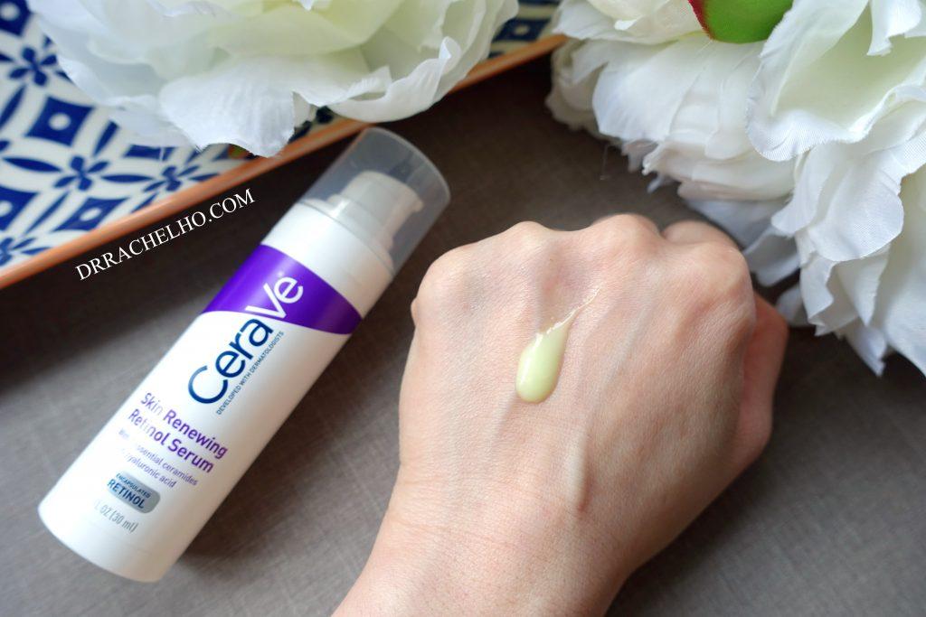Why does my skin look worse after using retinol serum?